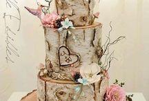 Torte wedding cake