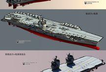 embarcações / barcos, navios e desenhos técnicos de cosntruçãos