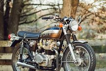 Honda Motorcycles / The Honda Company's First Original Product to Be Sold on the Market was the Two-Wheeled Honda A-Type. Today Honda's Motorcycle Possibilities are Endless! Check Out Snapshots of Honda Motorcycles and Re-Pin Your Faves!  / by Middletown Honda