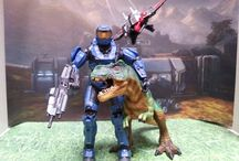 Caboose BFF / Photos of my favorite #RVB character Michael J. #Caboose