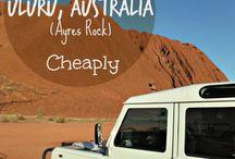 Uluru / Outback