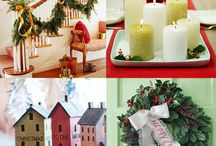 Seasonal Decor / Decor for different seasons