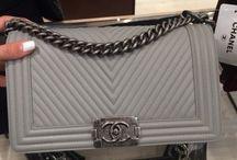 Chanel Boy Bag research