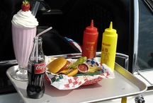 drive-in eateries / by Mary Robison