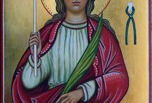 św.  Apolonia/ st. Apollony