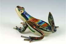 GLASS / Too many beautiful & amazing works of art to post. Check out the artist and galleries ------  / by Peter Thompson