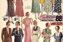 #1932Turns5 Fashion / 1930s fashion images to celebrate the 5 year anniversary of my first novel, '1932'