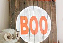Boo / by Jessica Casey