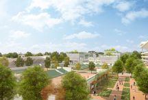 Nouveau Roland-Garros / Un nouveau stade pour le tennis français ! Découvrez le projet de modernisation du stade Roland-Garros.  http://www.nouveaurolandgarros.com