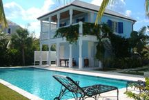 Prefab Homes in Bahamas / A collection of some of Pacific Homes' prefabricated custom homes in the Bahamas.