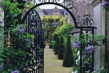 My beautiful Garden / Leuke ideeën voor in de tuin