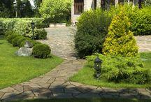 Дизайн сада / Ландшафтный дизайн, гармонично дополняющий образ дома, призван стать отражением вашего внутреннего мира, социального статуса, привычек и предпочтений. Именно такой сад сможет долгое время радовать вас и ваших близких.