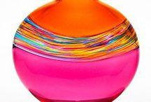 Scheming: Orange & Pink / by Melody Ball