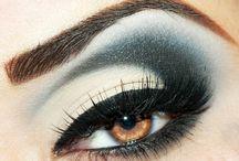 My Makeup Inspiration / by Jennifer Ward