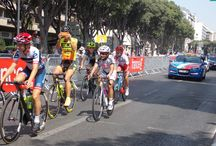"""Caravane """" Tour de France 2017 """" / Etape du tour de France sur Marseille au stade Orange Vélodrome le 22 juillet 2017."""