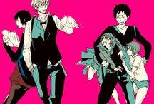 Heiwajima Family x Orihara Family