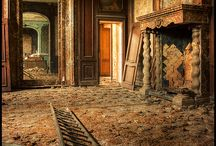 abandoned buildings & breathtaking places