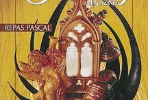 Couverture Thuries Gastronomie Magazine 1