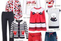 детский капсульный гардероб