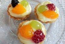 ovocné minikošíčky