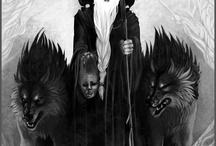Scandinavian mythology art