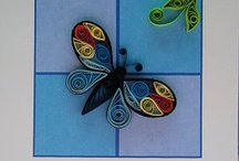 *Quilling butterfly