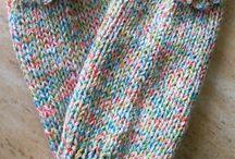 Polainas de trico