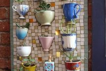 Mosaic inspiration and DIY