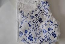 DIY Denim / diy fashion projects & upgrades for your favorite jeans / by Christy Kramer