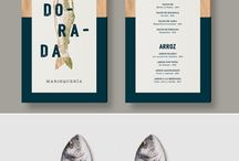 Food design&print / food inspirations in print / horeca design