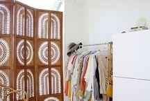 [Dressing room]