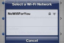 Funny and incidental Wireless sightings / by BC Wireless