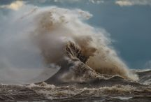 Dave Sandford - The Liquid Mountains of Lake Erie