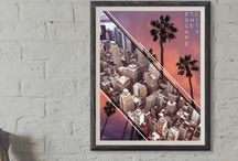 Poster design | Wellcoda / Theme - City/Urban. / by Wellcoda