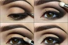 makeup / by Paula Sparkman