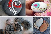 Stone Art.. beautiful!!!