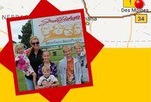Big Family USA Ultimate Road Trip 2014 / 10,000 miles, 30 states, 20 national parks, 8 weeks, 5 kids #bigfamilytravel