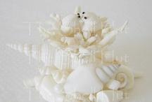 Beach Weddings / Beach Weddings With Seashells and Beach Themes