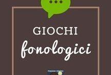 giochi fonologici