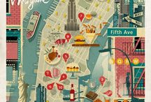 In progress: The Photographers Guide To NYC / Notes for the New York City travel guidebook for photographers.