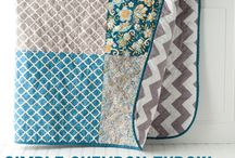 Blankets/Quilts / by Linsey Banford