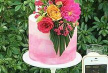 brittany 21st Cake
