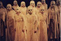 My handmade theatrical costumes