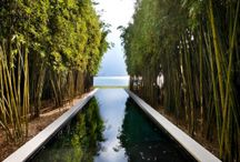 /// POOLS - OUTDOOR LUXURY DESIGNS / All types of swimming-pools everywhere a round the World...