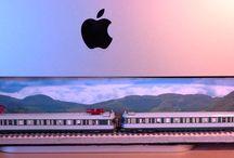 Trenini di Carta / I miei trenini di carta, fatti a mano in scala micro (circa 1:190)