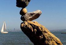 Balance ~ land art ~
