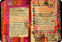 wreck this journal ♥¸¸.•*¨*•♫♪