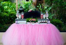 Ballerina Party Ideas / by Kara's Party Ideas .com