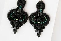 DIY soutache jewelleries