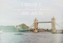 London's calling! / Things you have to know when you travle London.  London London London! Planungsbrett!